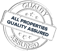 All properties quality assured