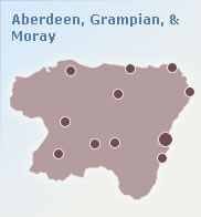 Aberdeen, Grampian and Moray
