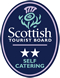 Scottish Tourist Board Self Catergin Star Rating 2