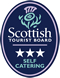 Scottish Tourist Board Self Catergin Star Rating 3