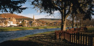 PEEBLES, SCOTTISH BORDERS.