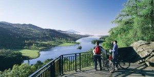perth tummel cycling