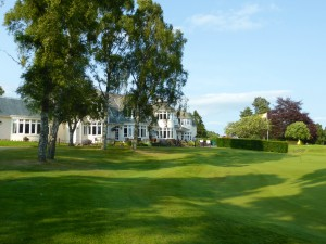 BlairGowrie golf course - Fiona