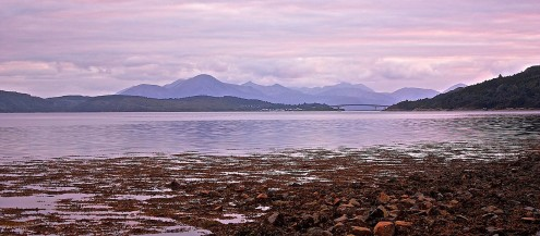 Skye Bridge and Lochalsh. Photo credit - Debby Wickham