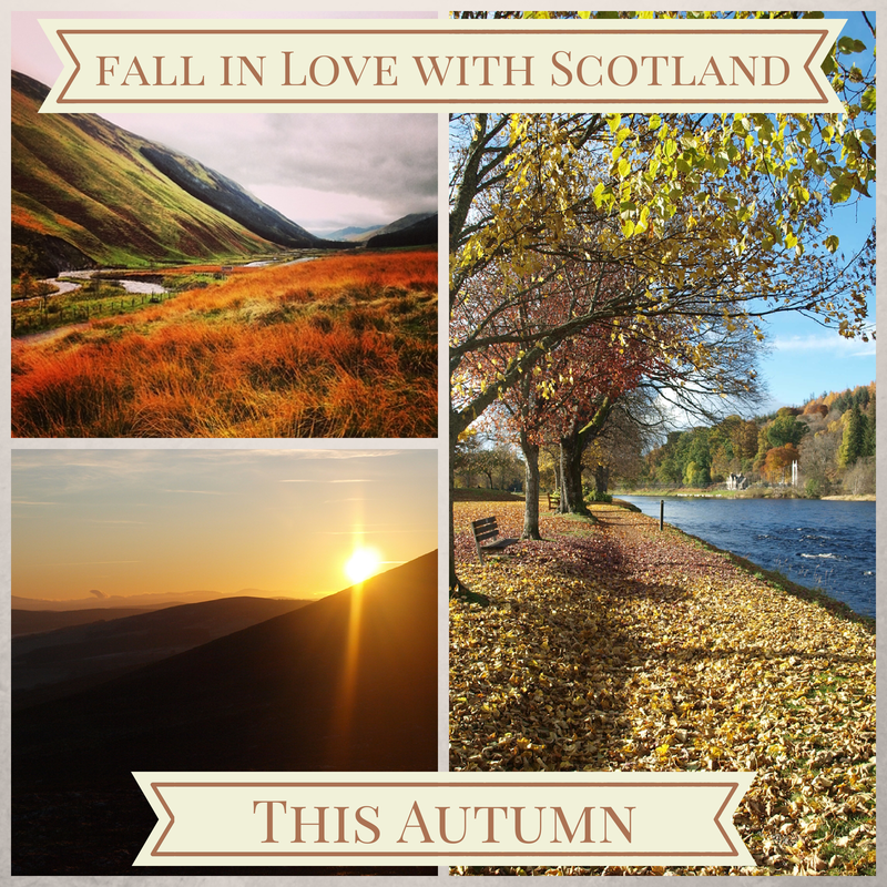 Autumn in Scotland