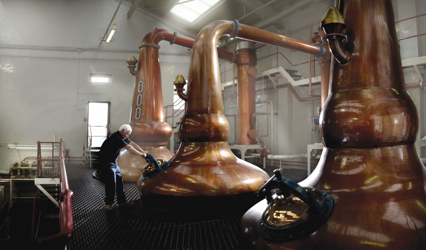 Photo credit Glengoyne Distillery