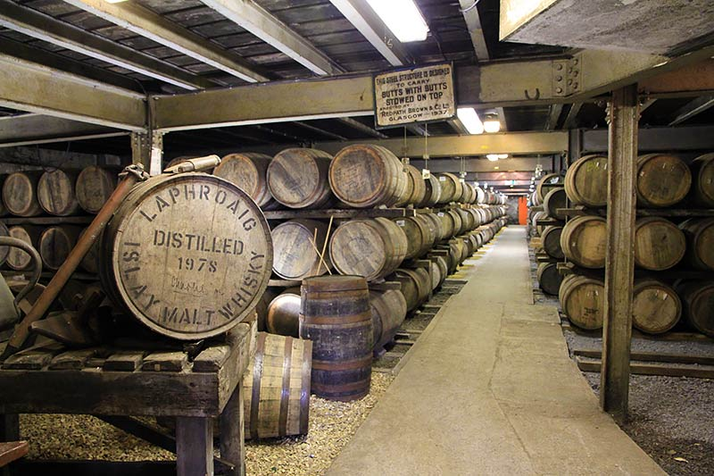 distillery, laphroig, whisky, Islay, malt
