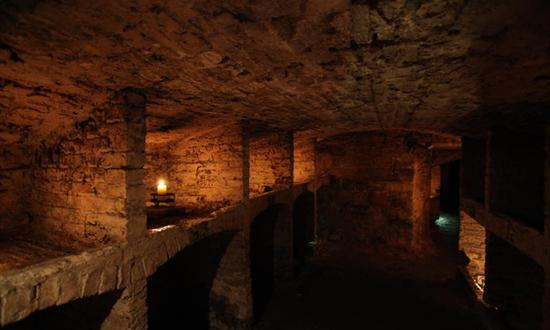 Edinburgh Old City Underground Tours