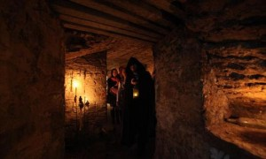 Blair Street Vaults, underground Edinburgh