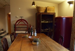 Dining table, Orkney Croft