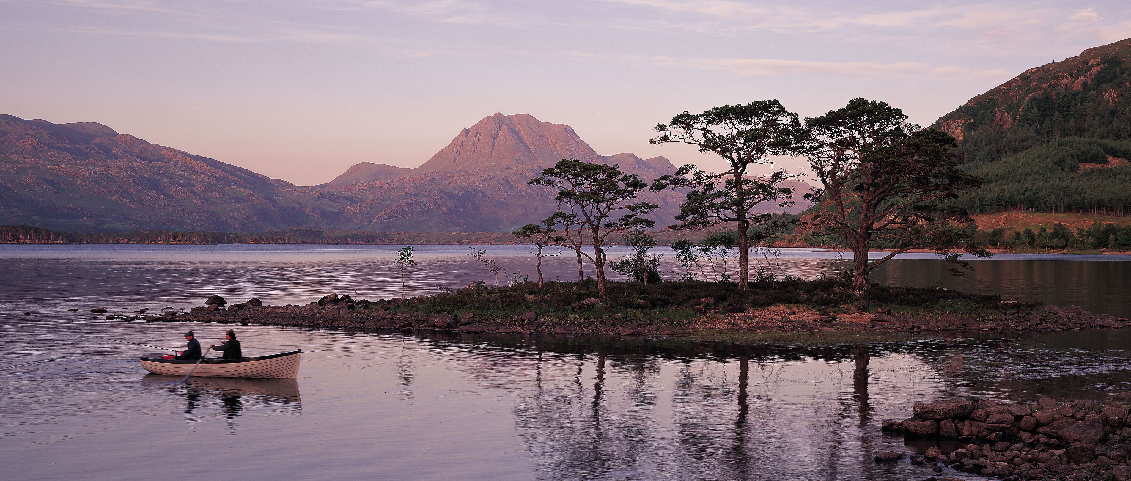 Fishing The Highlands And Islands Of Scotland Embrace