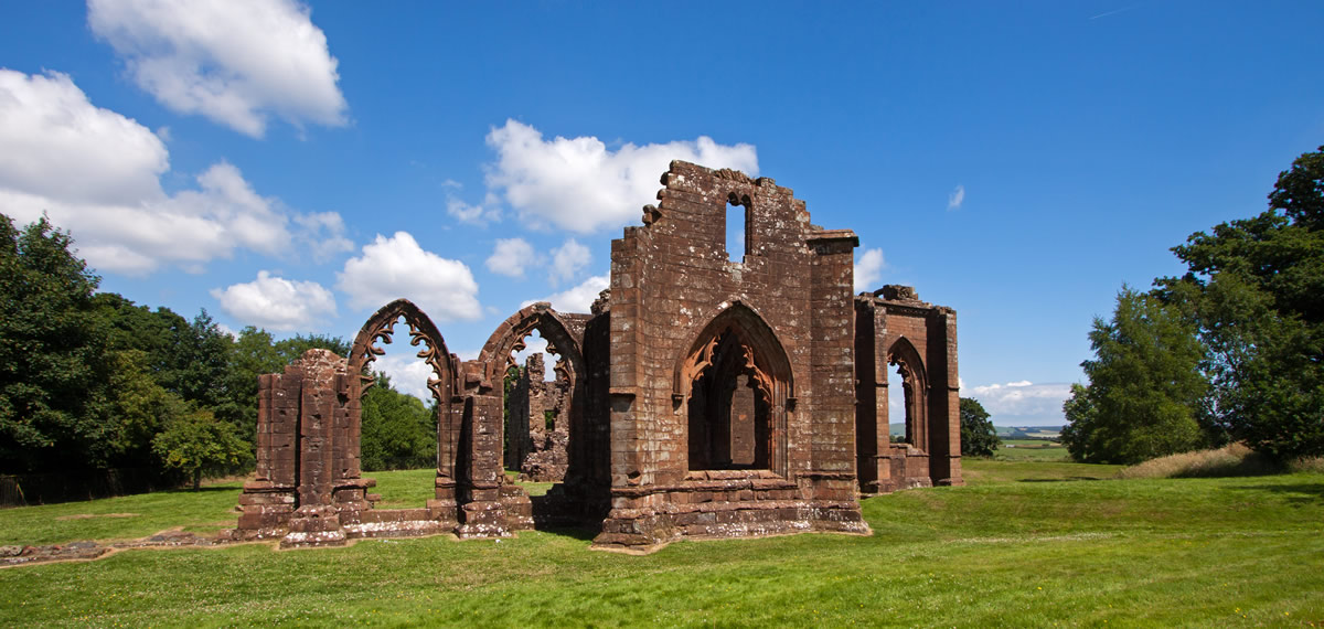 discover the region of dumfries and galloway