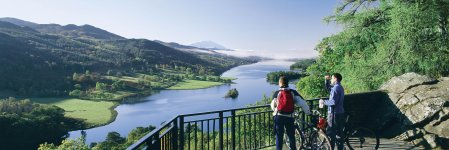 Holiday Cottages in Perthshire, Dundee & Angus