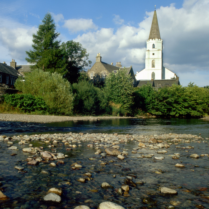 Comrie Self Catering Cottages Embrace Scotland Uk