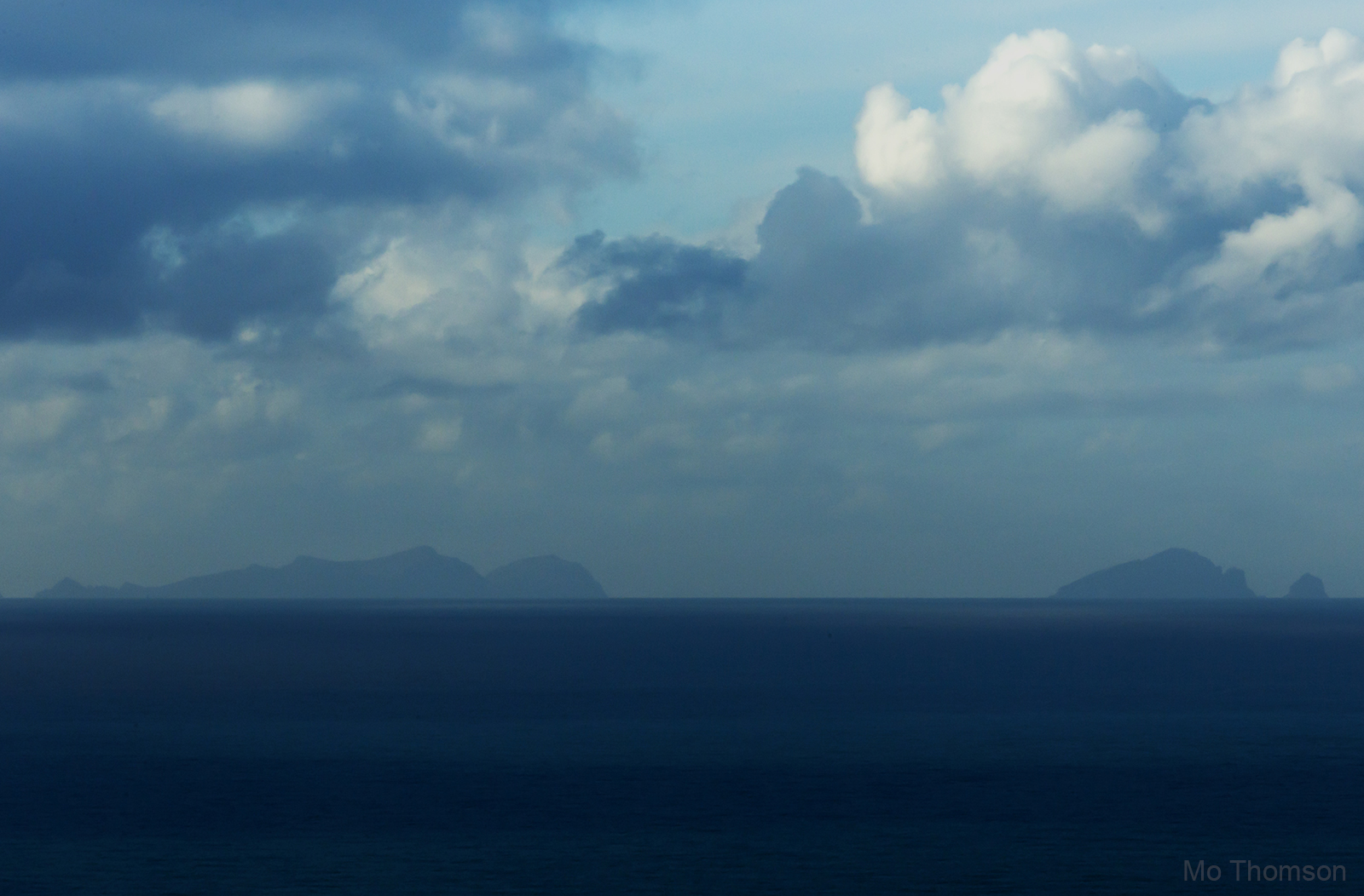 St Kilda boreray from Ceapabhal