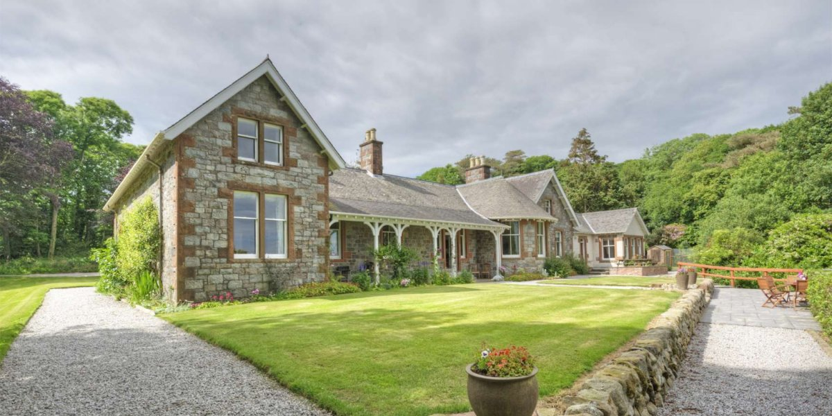 Luxury Cottages Amp Lodges In Scotland Embrace Scotland