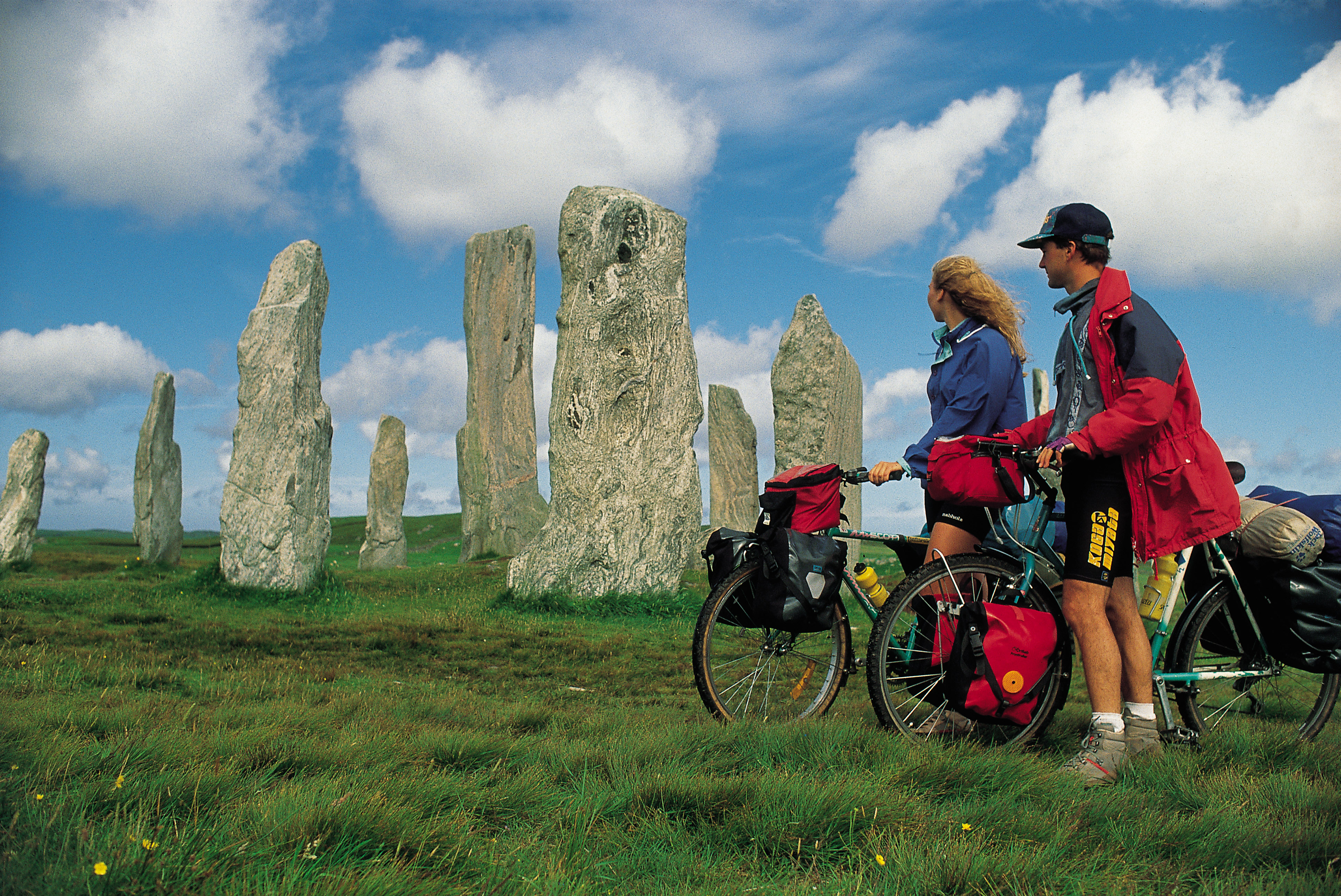 Cycling holidays embrace scotland sciox Images
