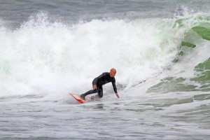 Jamie Blair, surfing, Islay, cold water, Scotland, Clan Skates