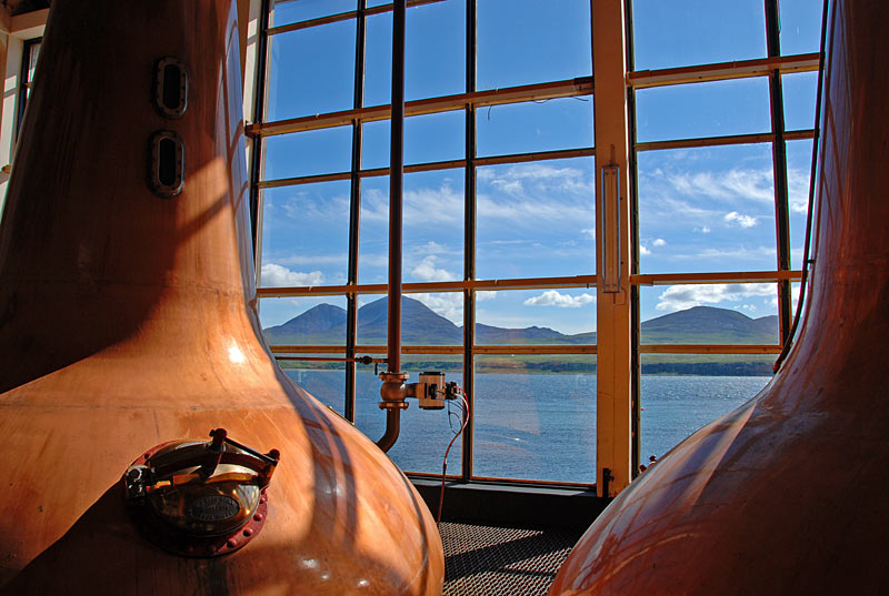 distillery, caol ila, whisky, Islay, malt