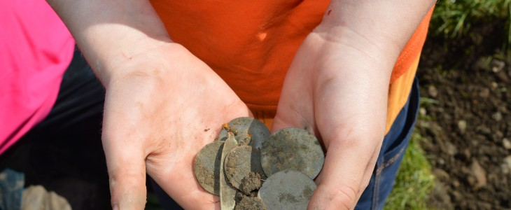 Dig It! 2015 is a year-long celebration of Scottish archaeology and we're encouraging everyone to get muddy and discover Scotland's stories.