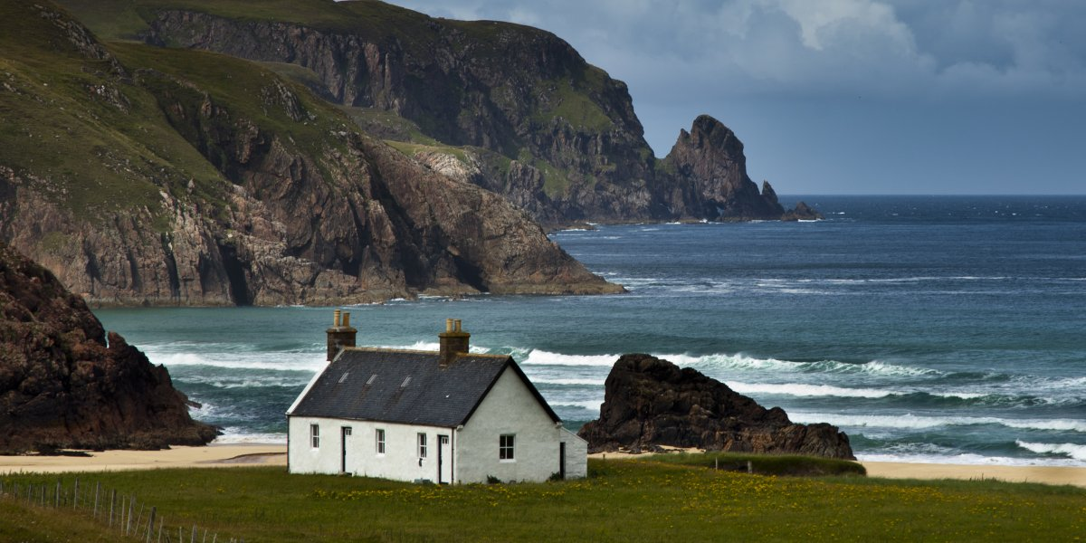 Cottages For Couples Embrace Scotland